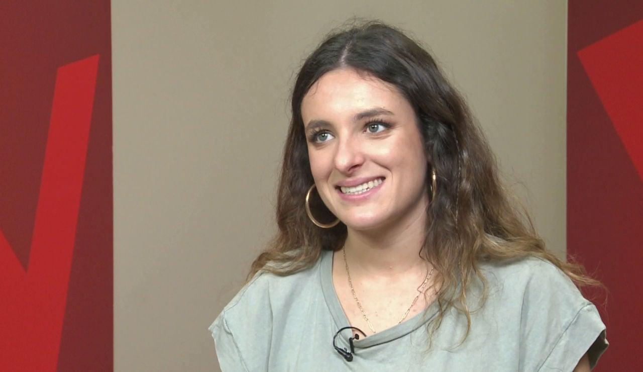 """Conoce más sobre Carlota Palacios: """"Que me apoye mi familia en el sueño de ser artista lo es todo"""""""