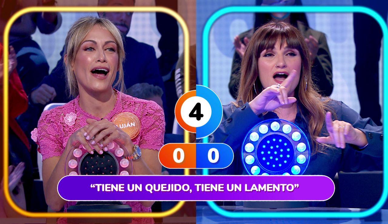 Rozalén se aprovecha de Luján Argüelles en 'La Pista' y enamora con 'Mi Tierra'