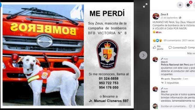 Facebook Bomberos Victoria 8