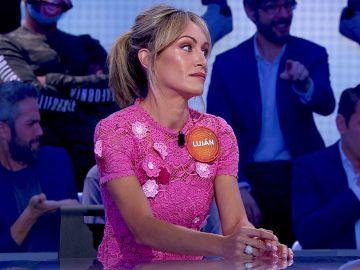 """La valiente confesión de Luján Argüelles en 'Pasapalabra': """"Estoy muy intimidada, muy mal"""""""