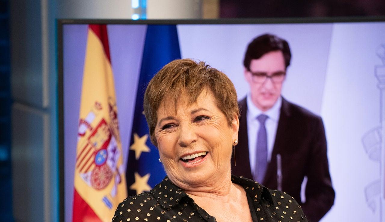 """Celia Villalobos, sobre la gestión de Salvador Illa: """"Yo el día 2 de marzo hubiera cerrado España entera"""""""