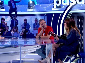 ¡Qué maravilla! Rozalén cautiva cantando 'Este tren' en 'Pasapalabra'