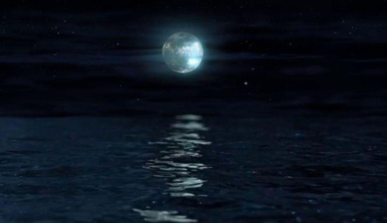 La NASA confirma que hay agua helada en la Luna