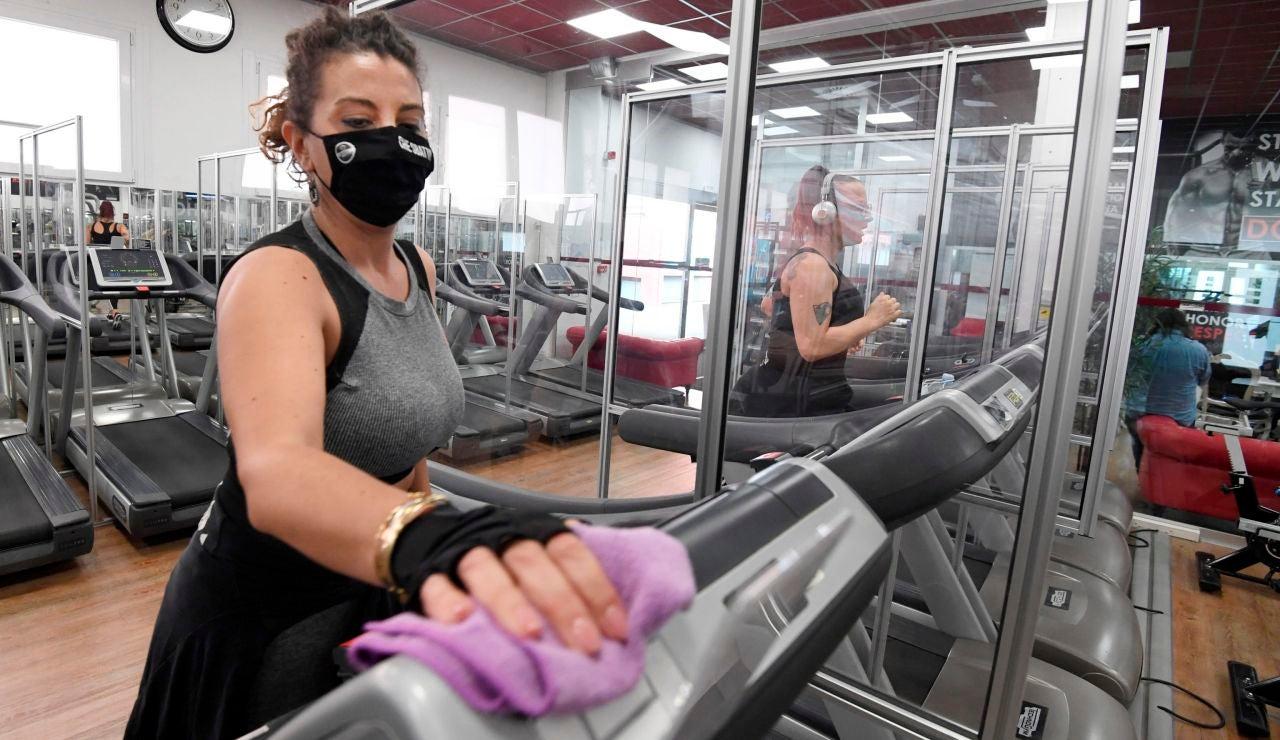 Estado de alarma: ¿Se puede ir al gimnasio? ¿Qué restricciones se aplican?