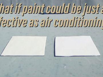 Crean el 'blanco más blanco' que es capaz de mantener todas las superficies frías