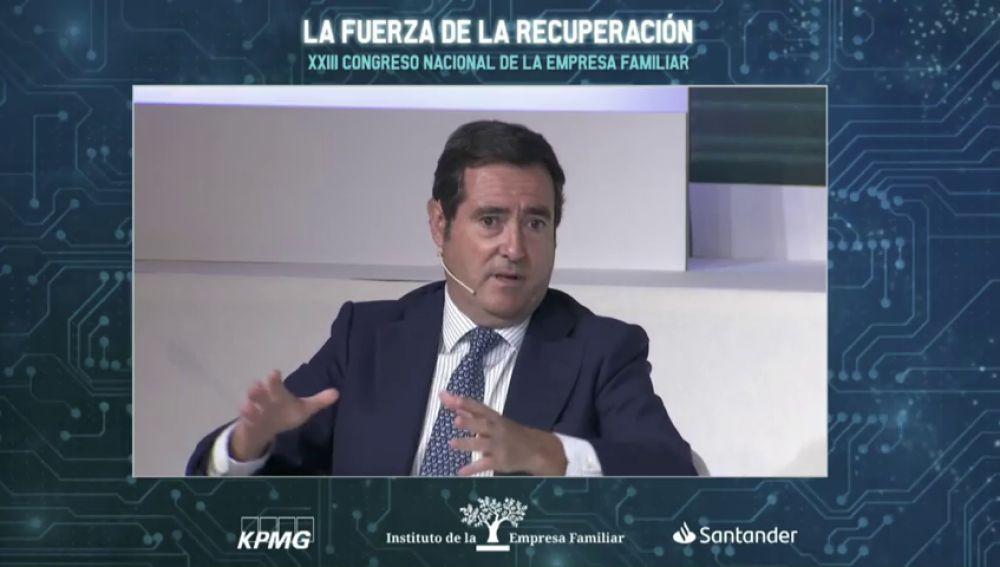 """La CEOE califica de """"barbaridad"""" un estado de alarma de seis meses"""