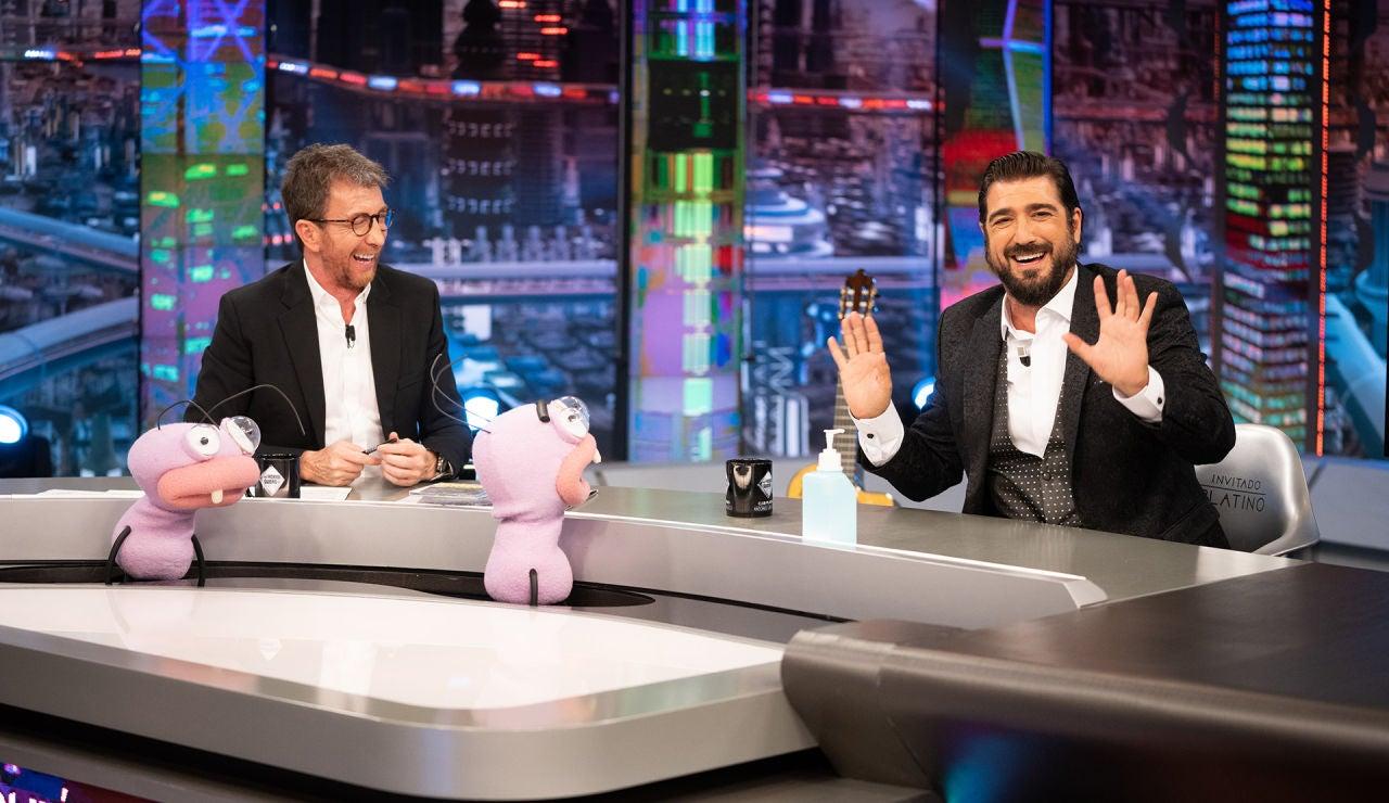 """Antonio Orozco, asombrado con el reto de Trancas y Barrancas sobre las edades de famosos: """"¡¿Gemeliers tienen 42 años?!"""""""