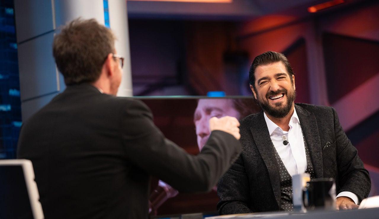 Revive la entrevista completa de Antonio Orozco en 'El Hormiguero 3.0'
