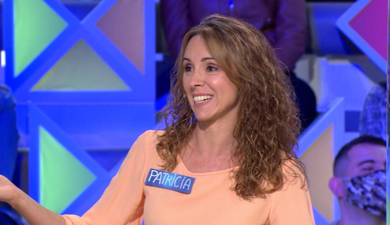 El especial apodo de una concursante de 'La ruleta de la suerte', ¡es perfecto para ella!