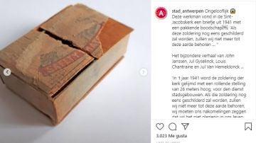 Instagram de @stad_antwerpen