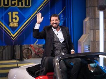 """Antonio Orozco se convierte en invitado del club Platino de 'El Hormiguero 3.0' y recuerda su pique con Alejandro Sanz y Pablo López: """"No sabes lo que yo tuve que comerme por eso"""""""