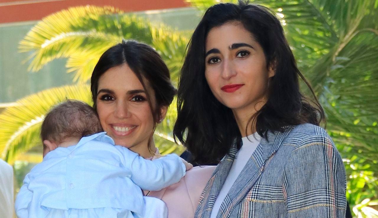 Las primas Elena Furiase y Alba Flores
