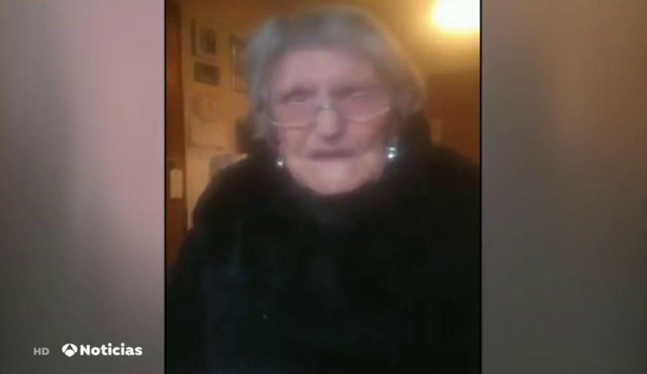 """El desgarrador testimonio de una anciana de Escocia que pide ver a su familia: """"Se me acaba el tiempo"""""""