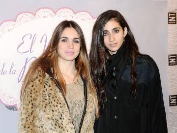 Alba Flores y Elena Furiase