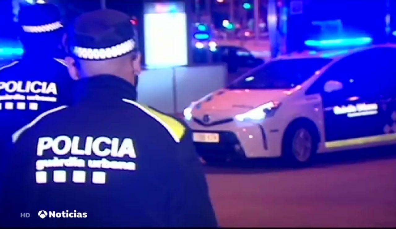 """Las excusas durante el toque de queda en Cataluña: """"Estaba buscando aparcamiento"""""""