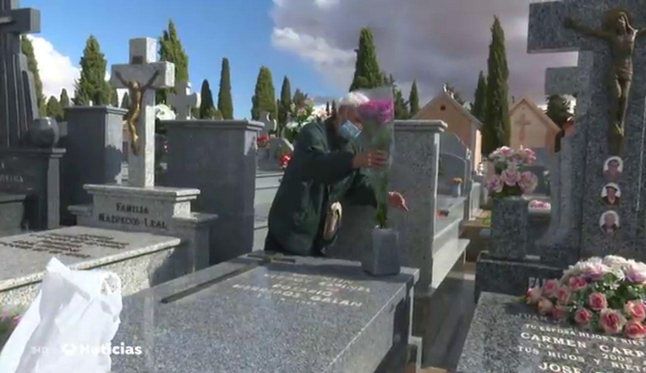 Los vecinos de Alcalá del Valle, en Cádiz, irán de visita al cementerio por turnos tras un sorteo por el coronavirus