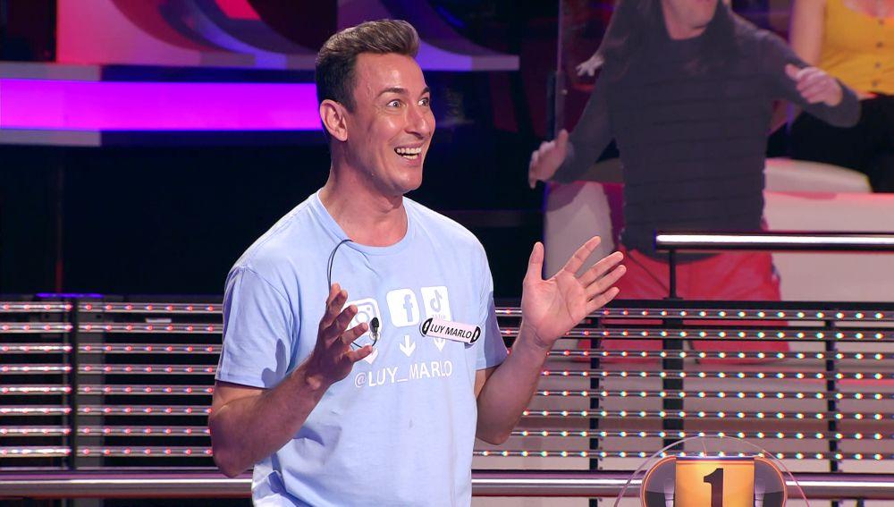 ¿Qué son los 'Forkinawers'? Arturo Valls flipa ante la efusiva presentación de Luy Marlo en '¡Ahora caigo!'