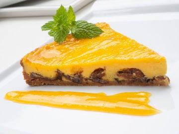 """Receta de tarta de ciruelas pasas, """"un clásico"""" del restaurante de Karlos Arguiñano"""