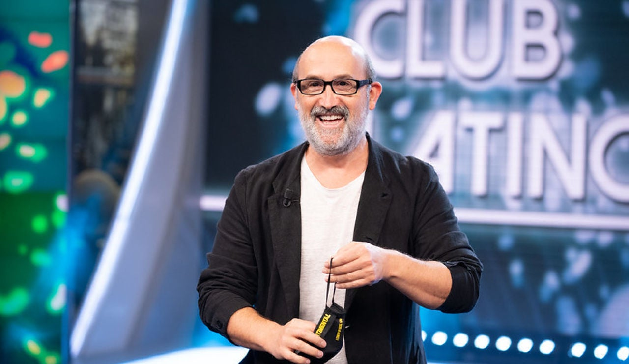Disfruta de la entrevista completa a Javier Cámara y Belén Cuesta en 'El Hormiguero 3.0'