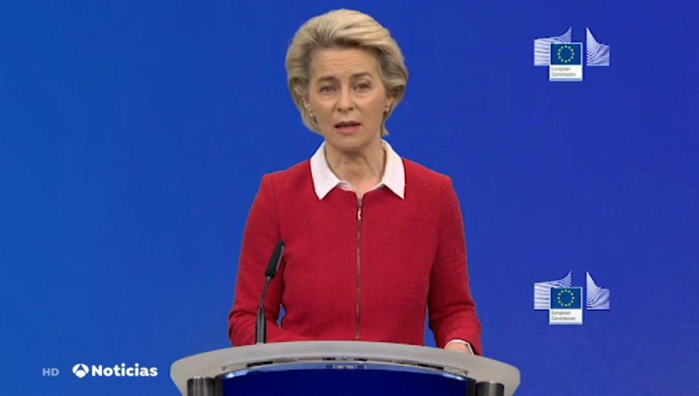 """La Comisión Europea alerta: """"Nos encontramos en lo más hondo de la segunda ola del coronavirus"""""""
