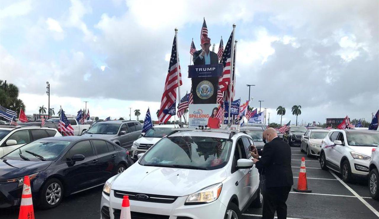 El peso de Florida en las elecciones de Estados Unidos