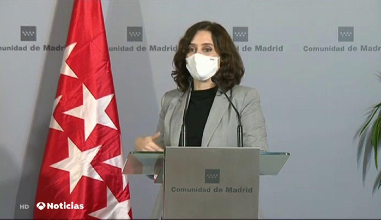 Castilla y León y Castilla-La Mancha ordenan el cierre perimetral hasta el 9 de noviembre y Madrid lo pedirá por días