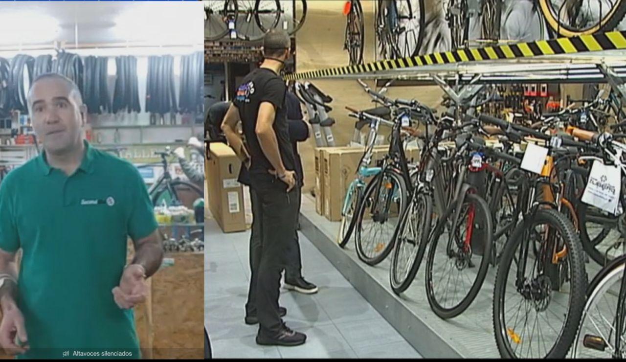 Dueño de Second Bike habla sobre el éxito de su negocio