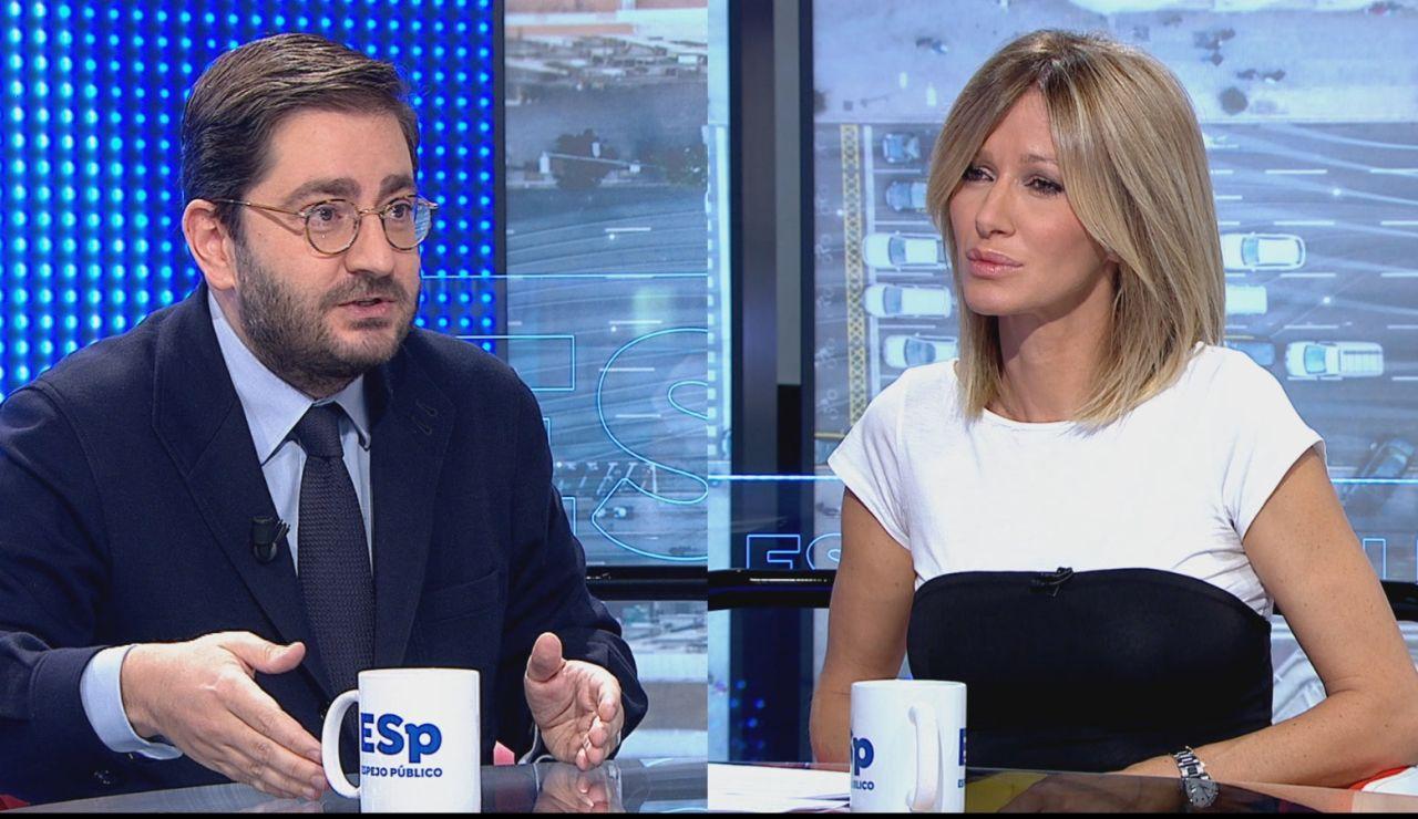 Coronavirus España: Entrevista con Manuel Muñiz en 'Espejo Público'