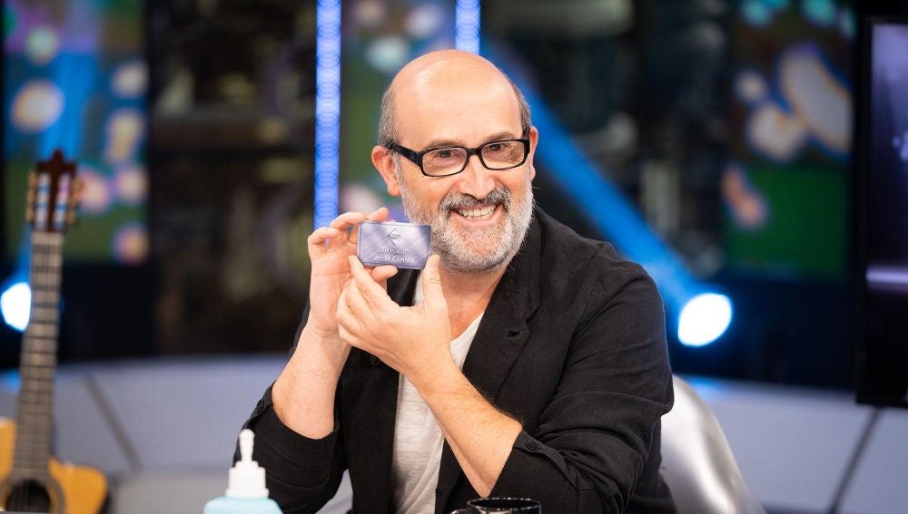 """Javier Cámara, invitado del club Platino de 'El Hormiguero 3.0', recuerda sus momentazos en el programa: """"Quiero que borréis todas esas imágenes"""""""