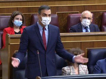 Pedro Sánchez ofrece revisar el estado de alarma con las comunidades dentro de cuatro meses