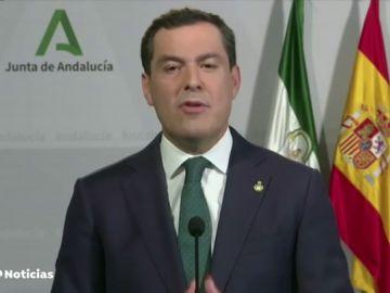 Andalucía decreta el cierre perimetral por el coronavirus hasta el 9 de noviembre