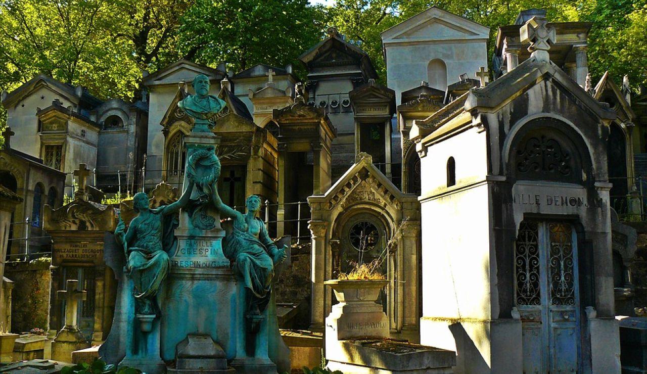 Cementerio Pere Lachaise, París