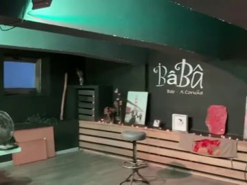 """Cristina anuncia el cierre por el coronavirus del mítico 'BaBa Bar' de A Coruña: """"Tengo que cerrar el bar y además me quedo con una deuda"""""""