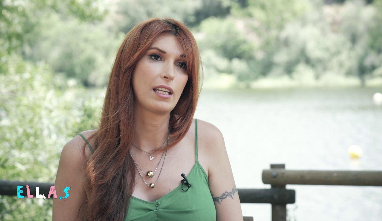 """Valeria Vegas: """"De mi infancia solo guardo una foto, es un lugar donde no hay que obligar a viajar a las personas trans"""""""