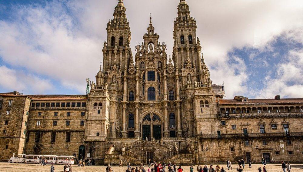 Plaza del Obradoiro y Catedral de Santiago