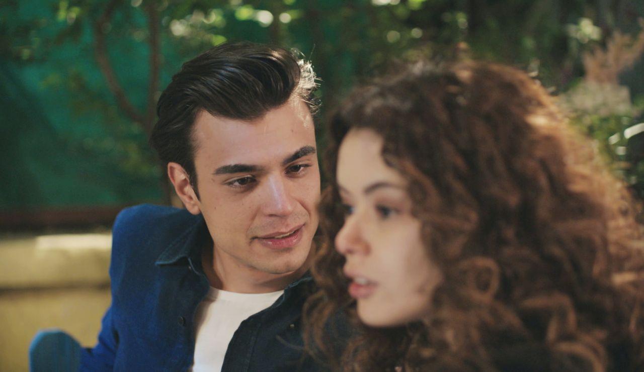 """Levent cae en la trampa de Hatice: """"Sirin me dijo que se había enamorado de ti"""""""