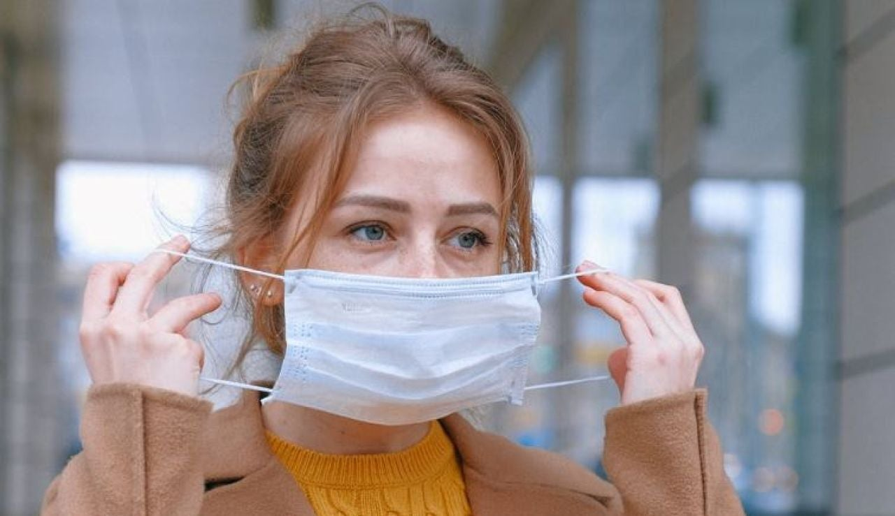 El uso de las mascarillas y la ventilación nasal