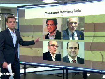 Una grabación en la investigación a Tsunami Democràtic habla de un supuesto apoyo militar de Rusia a Puigdemont para la independencia de Cataluña