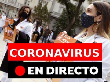 Coronavirus en España: últimas noticias del estado de alarma y confinamientos perimetrales, en directo