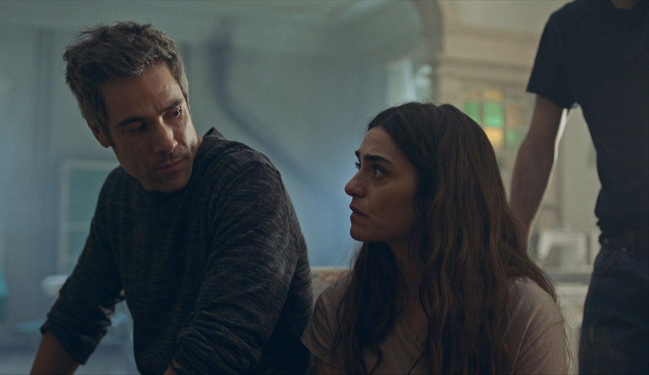 Hugo y Julia descubren la verdad sobre Sergio: es un niño robado