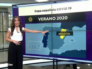 Una cepa del coronavirus originada en España habría sido la causante de la segunda ola en Europa, según un estudio