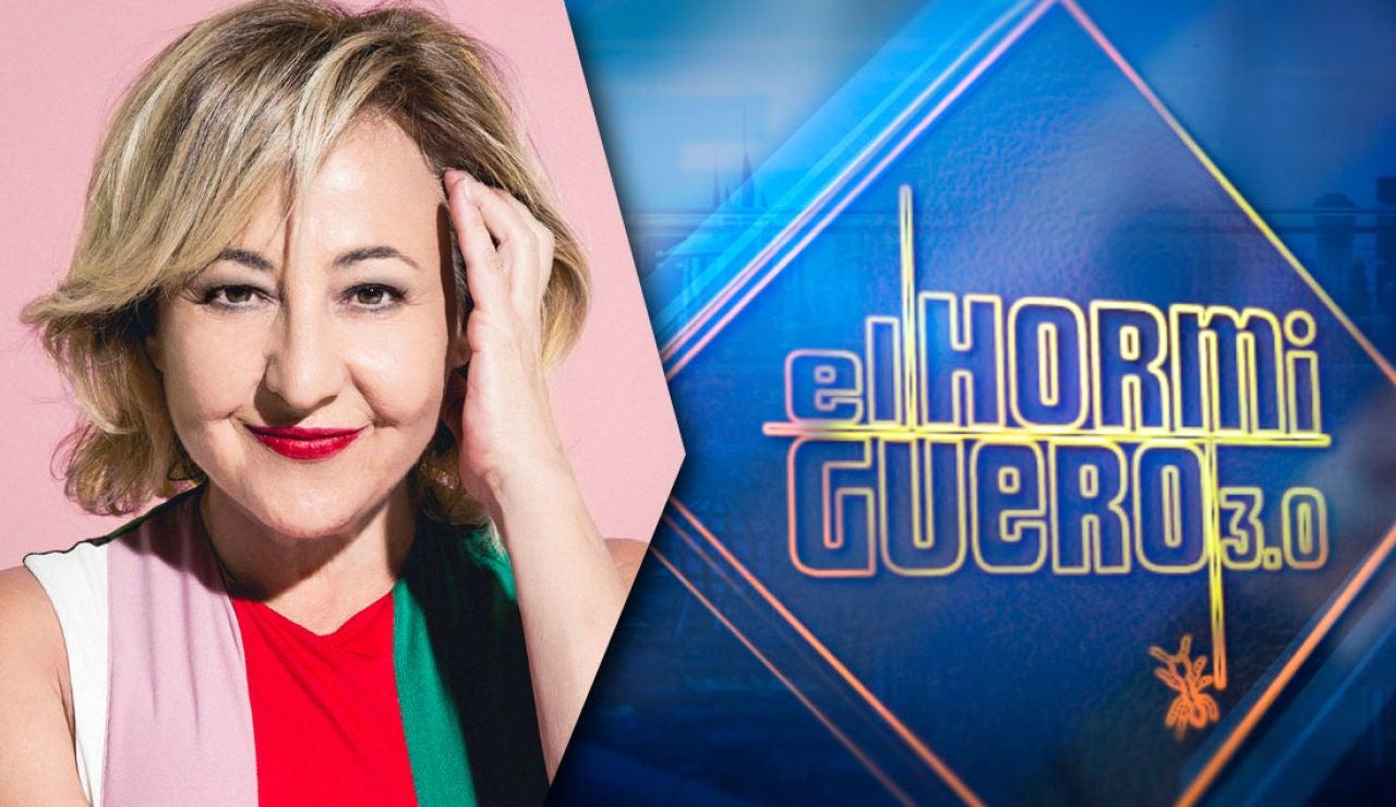 El martes, Carmen Machi nos presentará su nueva película en 'El Hormiguero 3.0'