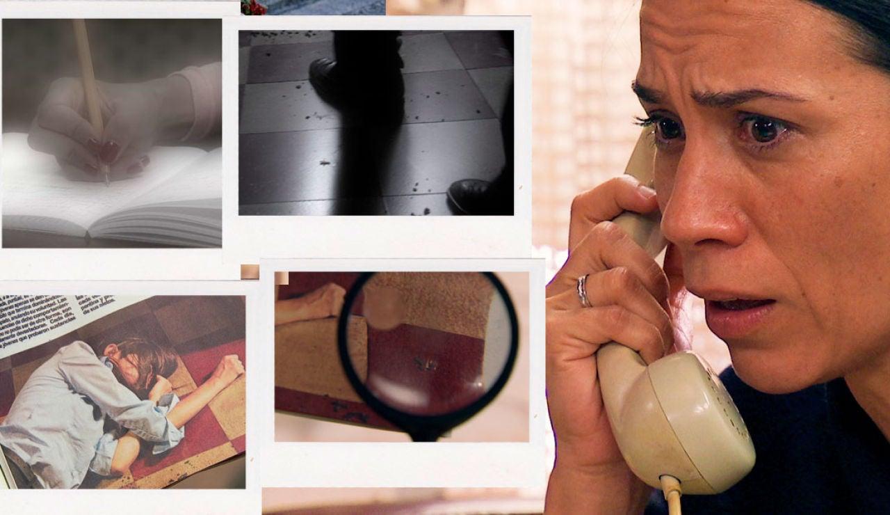 Conoce todas las pistas que ha ido recabando Manolita para resolver la misteriosa muerte de Marisol