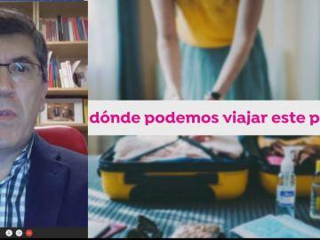 Carlos Vidal Prado catedrático Derecho Constitucional habla de las dudas del confinamiento