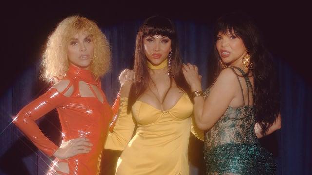 Las actrices de Veneno, ganadoras del Premios Ondas