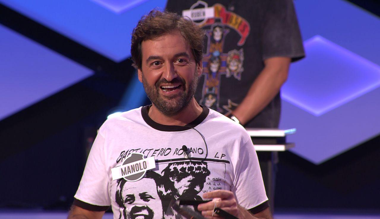 La graciosa anécdota de Manolo, de 'Los dispersos', sobre cómo aprendió italiano con la propietaria del piso