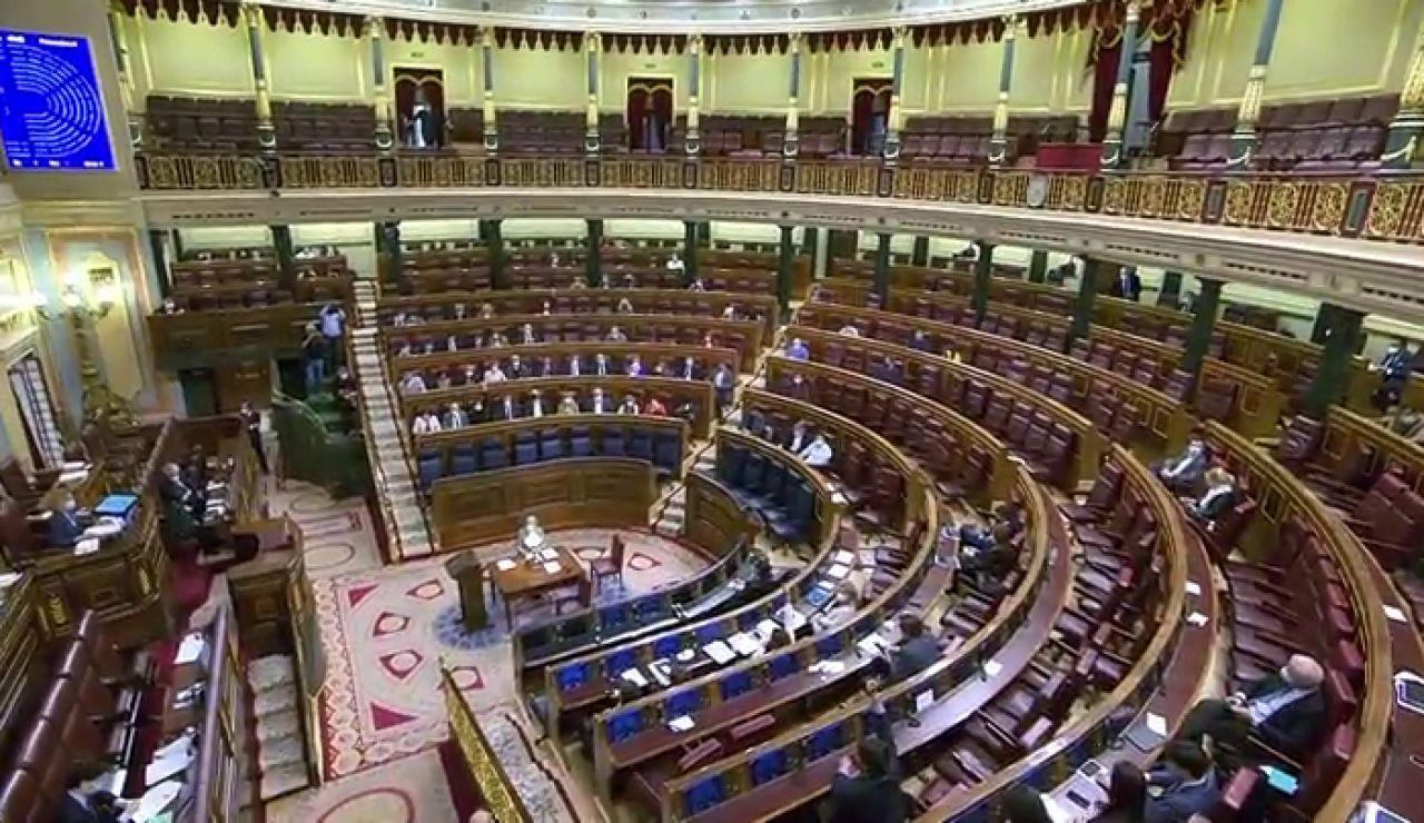 El Congreso autoriza la prórroga del estado de alarma hasta el 9 de mayo de 2021
