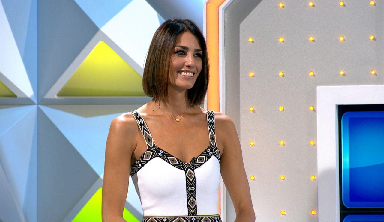 Laura Moure confiesa cuáles son sus perros favoritos en 'La ruleta de la suerte'