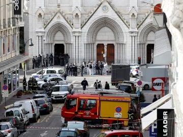 Detenido en Niza un hombre por su presunta relación con el autor del atentado en Niza