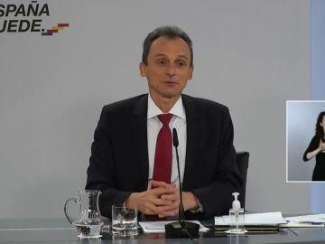 """El apoyo del ministro Pedro Duque a la campaña 'Contantes y Vitales' de Atresmedia: """"El 2% para la Ciencia, cuanto antes mejor"""""""